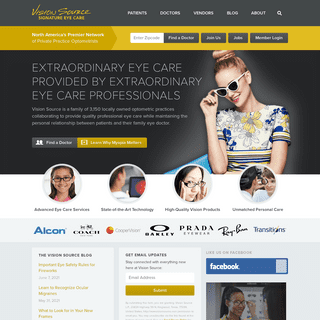 Vision Source- Premier Network of Independent Optometrists