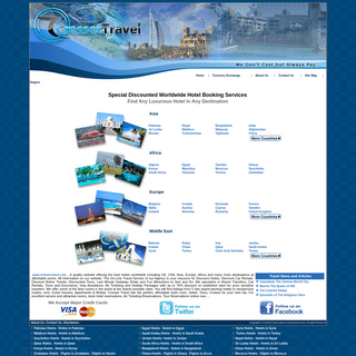 Cresset-Travel.com - Hotel Reservations - Hotel Booking - Trusted by Worldwide Tourist