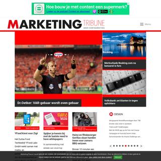 MarketingTribune - meer over marketing