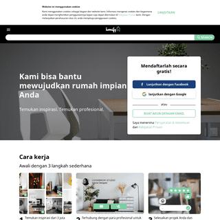 Dekorasi rumah, desain interior, ide kamar mandi & dapur - homify