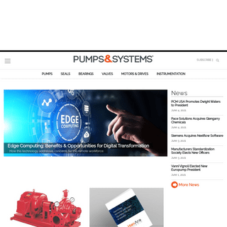 Home - Pumps & Systems