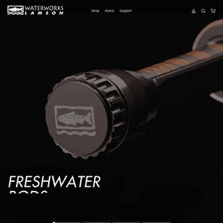 Waterworks-Lamson – Fly Fishing Reels, Rods, Gear ... – waterworks-lamson