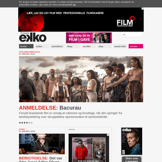Filmmagasinet Ekko