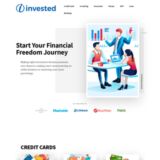 Invested - Learn How To Manage Money