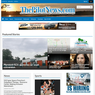 thepilotnews.com - Flex BLOX CMS