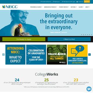 NBCC (New Brunswick Community College)