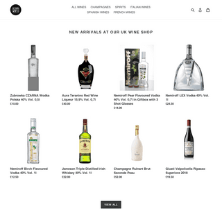 A complete backup of https://delivery-wine.co.uk