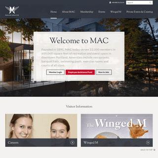 Home - MAC