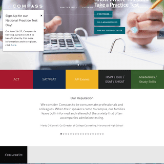 Homepage - Compass Education Group