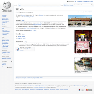 Thế Miếu - Wikipedia