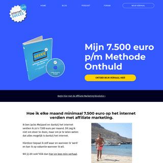 Internet Succes Gids.nl - Internet Marketing door Jacko Meijaard
