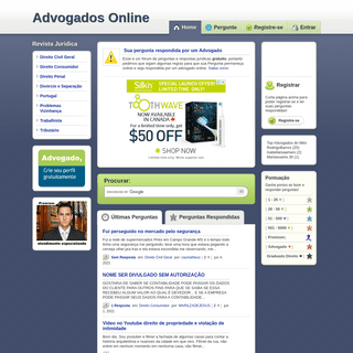 Advogados Online - Faça sua Pergunta