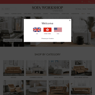 Sofas, Sofa Beds, Corner Sofas and Armchairs – Sofa Workshop By Timothy Oulton