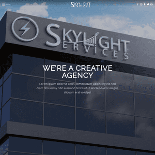Skylight Services – Digital Marketing Graphic Designing and Web Development Services Agency in Pakistan