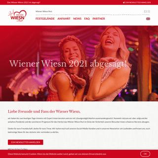Wiener Wiesn Fest vom 23.09. – 10.10.2021