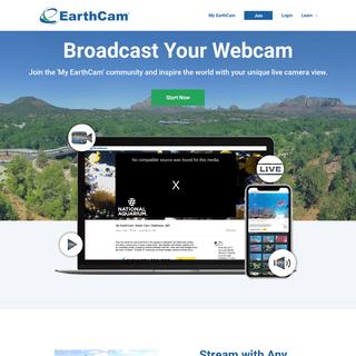 My EarthCam