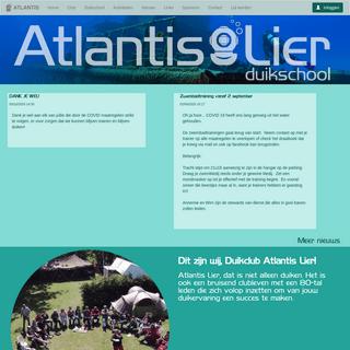 Atlantis Lier - Duikschool