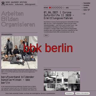 bbk berlin