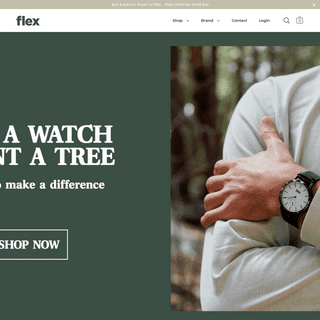 Watches With A Cause - Flex Watches