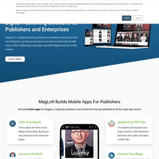 Digital Publishing Solutions for Publishers and Enterprises