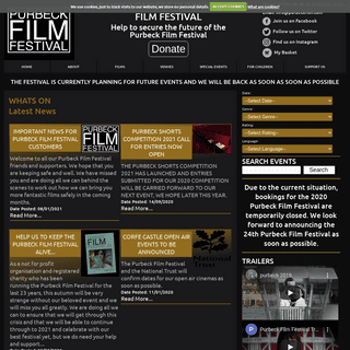 Purbeck Film Festival - Home