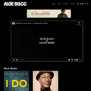 Welcome - AloeBlacc.com