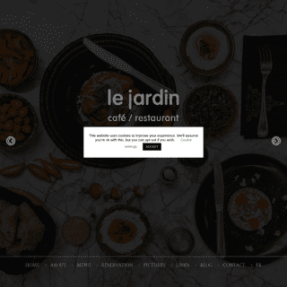 Best Restaurant in Marrakech Medina - lejardinmarrakech