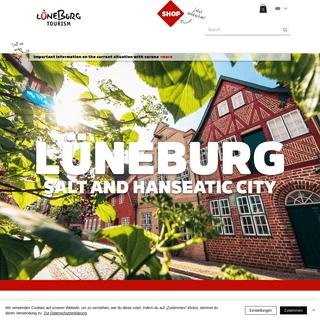 Die offizielle Tourismus-Seite von Lüneburg - Lüneburg Marketing GmbH