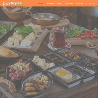 Amare Cafe