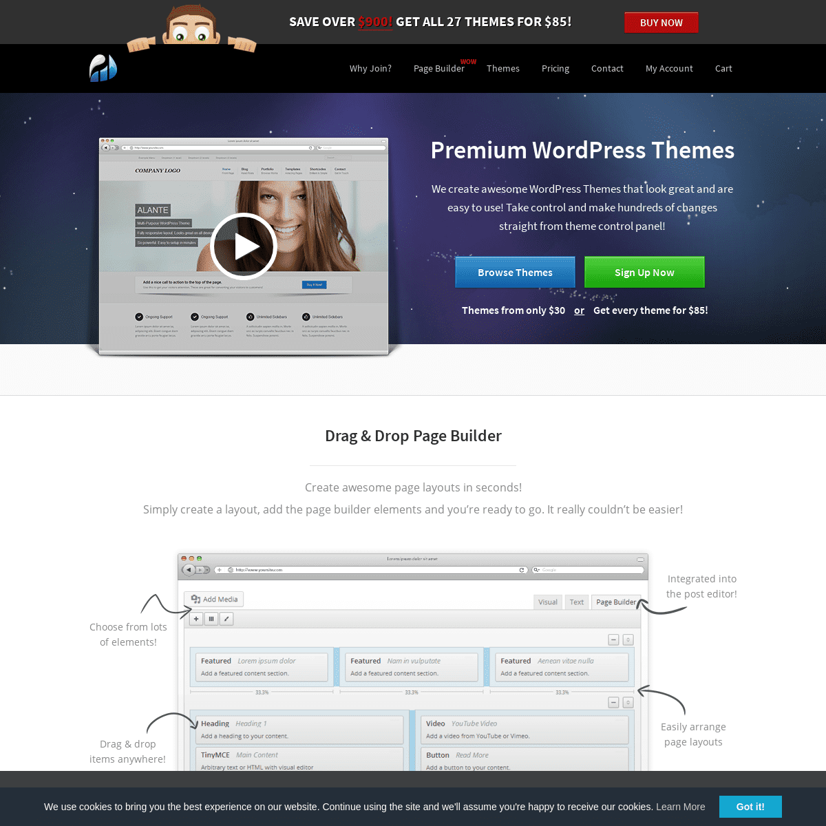 Think Up Themes - Premium WordPress Themes