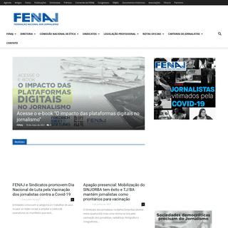 Fenaj - Federação Nacional dos Jornalistas