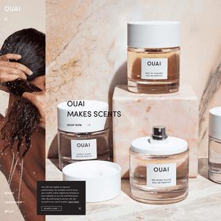 OUAI - Hair, Body & Fragrance