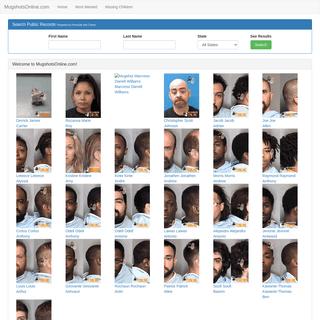 Mugshots Online