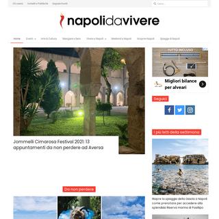 Eventi, locali e cose da fare a Napoli - Napoli da Vivere