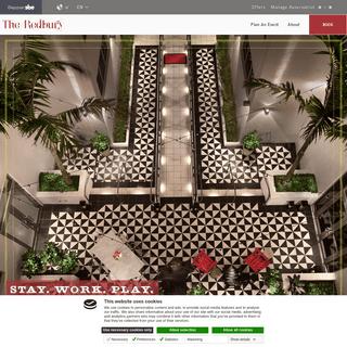 The Redbury Hotel - sbe