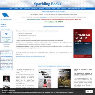 Sparkling Books publishers