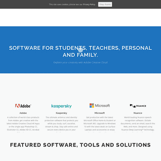 Software4Students UK – Student Discounts and Software Deals for Personal and Family