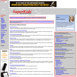SuperKids Educational Software Review.