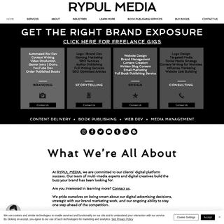 Social Media Marketing - RyPul Media - United States