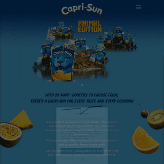 Home - Capri Sun Group