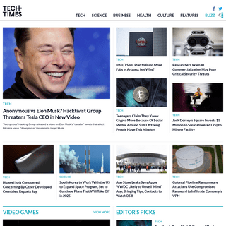 Tech Times - Tech News, Science, Health, Reviews