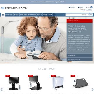 Eschenbach Optik of America, Inc.