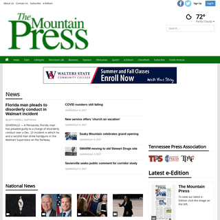 themountainpress.com - Sevierville`s Trusted Information Leader since 1879