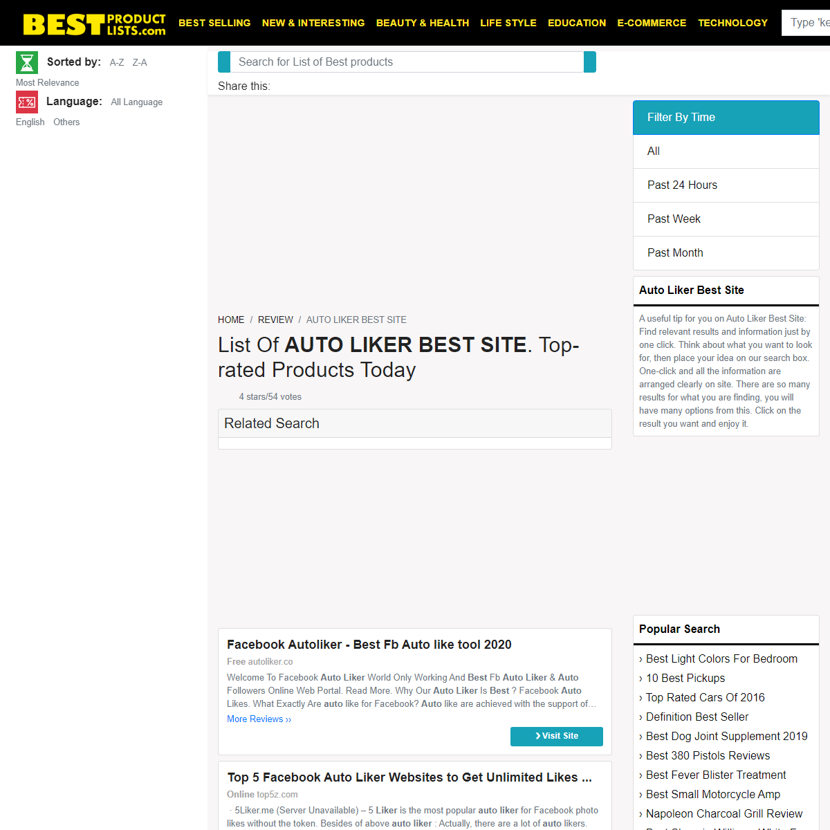 Auto Liker Best Site - 03-2021