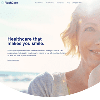 Speak to a Top Online Doctor Now - Primary and Urgent Care - PlushCare