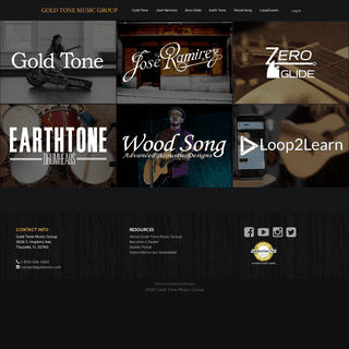 Gold Tone Music Group