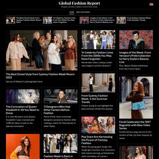 Global Fashion Report