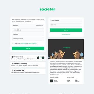 societal.co - Societal