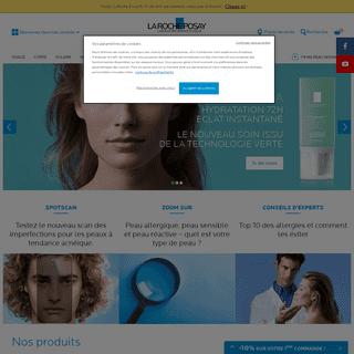 La Roche Posay - produits de beauté, soins dermatologiques