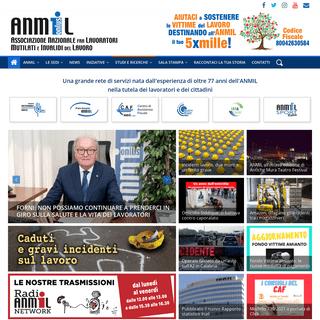 ANMIL – Associazione Nazionale fra lavoratori mutilati e invalidi del lavoro